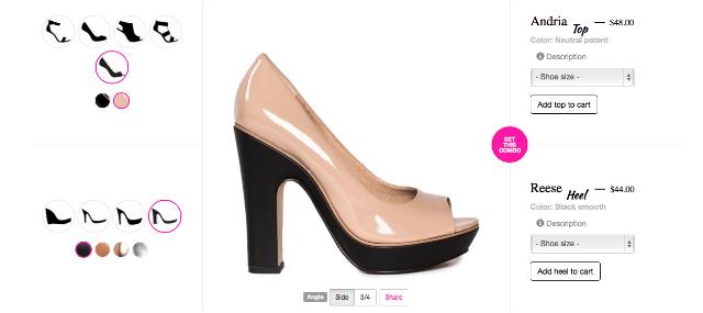 OneClique shoe