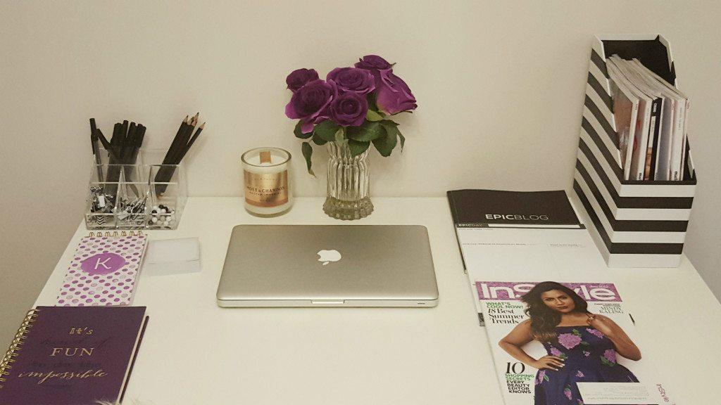 Mini Home Office 8