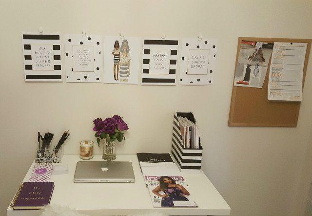 Mini Home Office 9