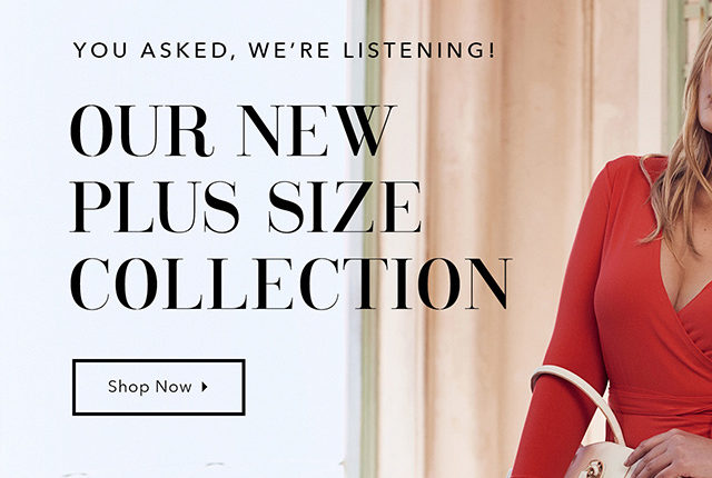 JustFab Launches A Plus Size Collection