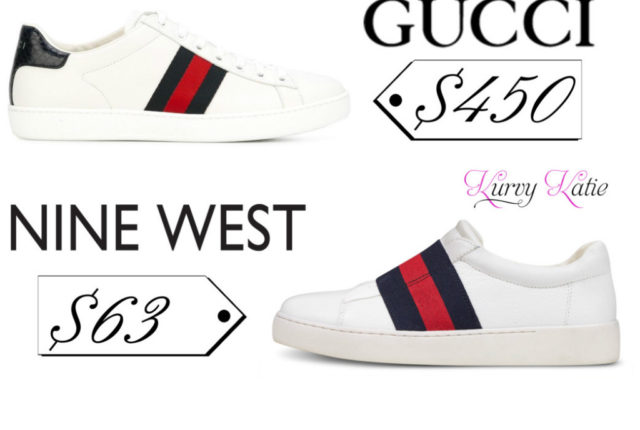 gucci ace sneaker look for less