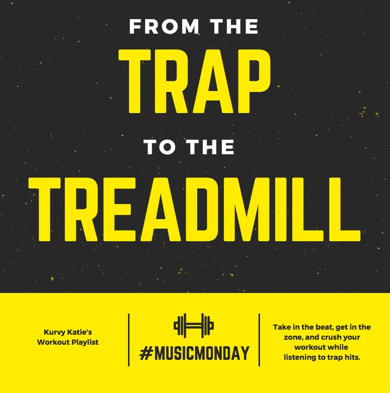 trap music gym playlist From The Trap To The Treadmill - Workout Playlist To Rep Yo Set