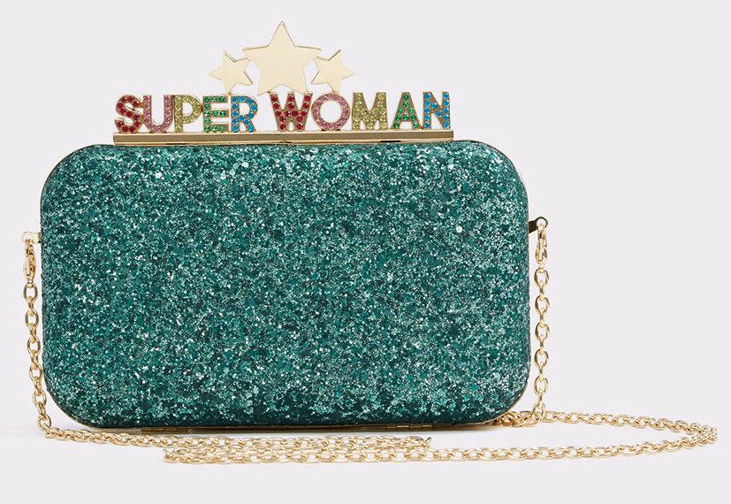 Buonalbergo super woman clutch Party Purse