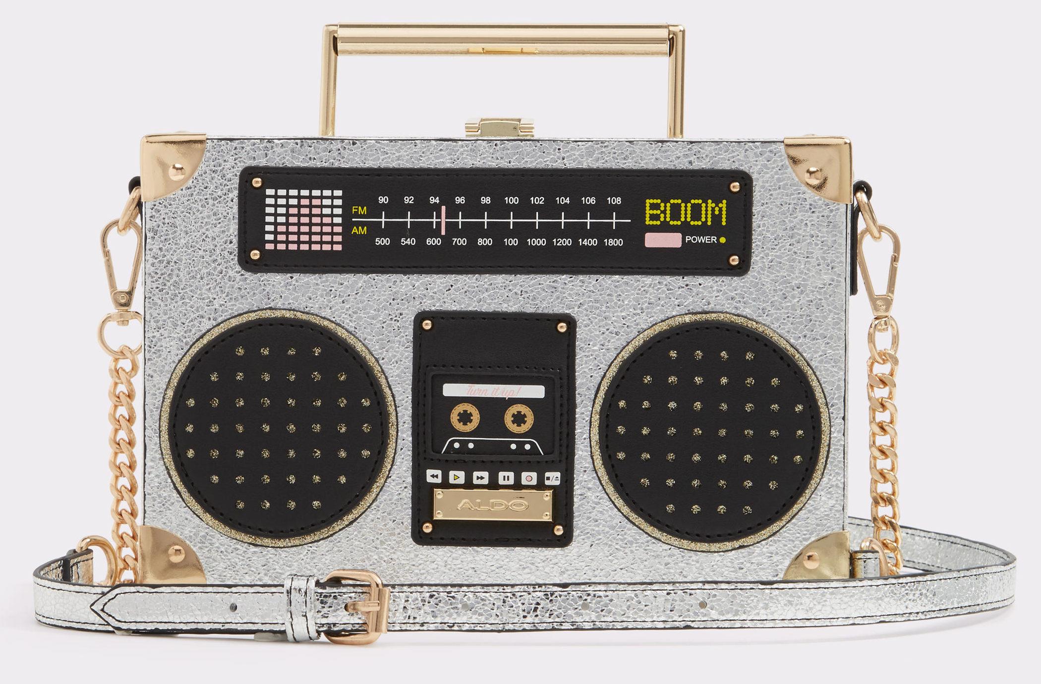 Tiezzo Boombox purse